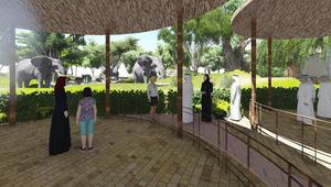 شاهد بماذا ستستبدل دبي حديقة حيواناتها