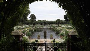 بمناسبة ذكرى وفاتها الـ 20.. حديقة على شرف الأميرة ديانا