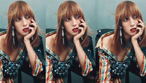 عارضة أزياء مشهورة تكشف أنها متحولة جنسياً