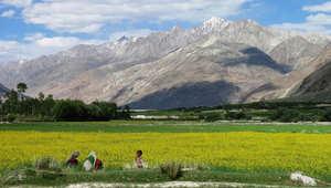 متنزه واخان الوطني(أفغانستان)