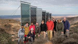 ابتكار يحل مشكلة الجفاف في الصحراء