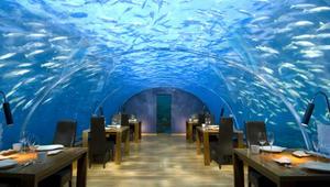 فنادق على سطح الماء وداخل أعماق البحر بهذه الأماكن
