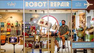 من الدوحة إلى لوس أنجلوس وسنغافورة.. مطارات تحولت إلى معارض فنية