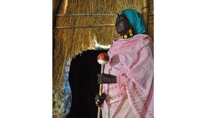 فنانون سودانيون يتخيّلون التاريخ السوداني