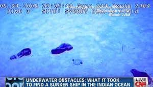 لغز الماليزية.. رأي خبير عثر على سفينة غارقة بالمحيط الهندي بعد 25 عاما من البحث