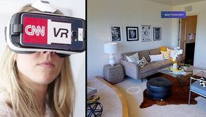 اختر منزلك الجديد عبر الحقيقة الافتراضية