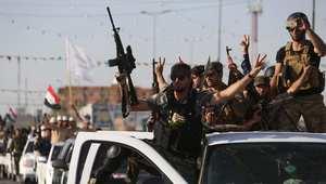 متطوعون شيعة من كتيبة العباس