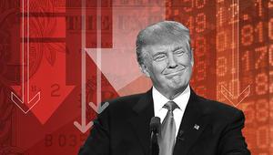 ضعيف! الدولار يتهاوى بظل رئاسة ترامب
