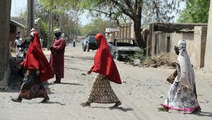 """اعتقال 3 نساء يجندن فتيات بحلم الزواج من عناصر """"بوكو حرام"""""""