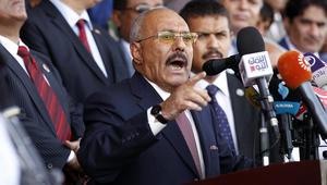 حزب صالح يتهم الحوثيين بتنفيذ انقلاب بعد مهاجمة مسجده ومقار أسرته