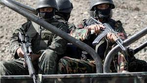 عناصر من القوات الخاصة اليمنية