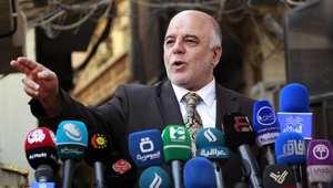 """العبادي يعلن الاستعداد لـ""""معركة تحرير"""" الأنبار: من يقف محايداً في محاربة """"داعش"""" فهو في الصف الآخر"""
