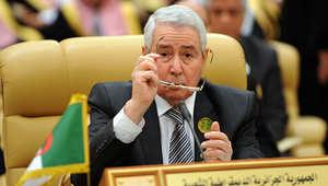 عبد القادر بن صالح، الرجل الثاني في الجزائر والأمين العام لحزب التجمع الوطني الديمقراطي