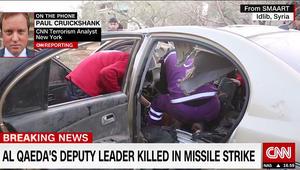 مصادر لـCNN: أمريكا تقف خلف ضربة في سوريا أدت لمقتل نائب الظواهري