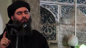 """في تسجيل صوتي نادر.. البغدادي يدعو مقاتلي داعش لعدم الانسحاب بـ""""ذل"""" من معركة الموصل"""