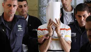 المتهم الرئيسي في قضية قتل الفتى الفلسطيني محمد أبوخضير