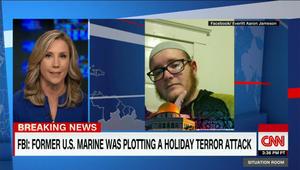 """أمريكا: اعتقال عنصر سابق بالبحرية خطط لهجوم و""""عبّر"""" عن ولائه لداعش"""