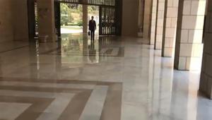 الرئاسة السورية تنشر فيديو لبشار الأسد بعد الضربات الصاروخية