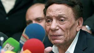 الفنان المصري عادل إمام