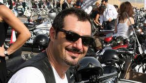 """الممثل اللبناني عادل كرم، مقدم برنامج """"هيدا حكي"""""""