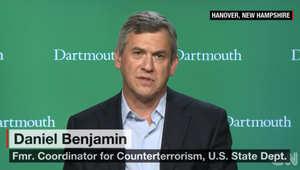 مسؤول أمريكي سابق يبين لـCNN مدى واقعية فكرة تحول داعش إلى دولة حقيقية.. ويؤكد: أهل الأنبار لا يريدون الدولة العراقية أو التنظيم