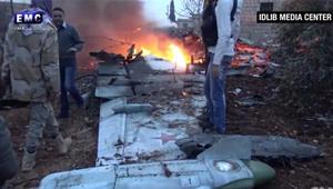 """موسكو: 30 قتيلا بغارات روسية على موقع إسقاط """"سو-25"""" بسوريا"""