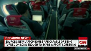 عميل سابق بـCIA يبين لـCNN ما دفع إرهابيين لتطوير قنابل الحواسيب المحمولة