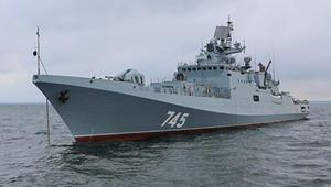 """روسيا تعلن عن عودة """"غريغوروفيتش"""" مسلحة بصواريخ """"كاليبر"""" إلى سواحل سوريا"""