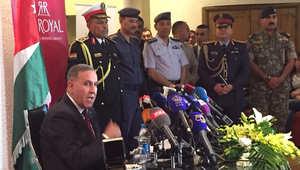 وزير دفاع العراق من عمّان: قوات الأردن لن تشارك في أي معركة بالعراق وطيارنا الذي لقي حتفه كان في مهمة تدريبية