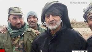 صحفيون إيرانيون يؤكدون والحرس الثوري ينفي.. ما حقيقة إصابة قاسم سليماني في معارك سوريا؟