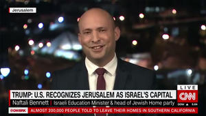 وزير إسرائيلي لـCNN: الاعتراف بالقدس عاصمة لنا خطوة للأمام بعملية السلام