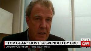 """تعليق عمل جيريمي كلاركسون مقدم برنامج """"Top Gear"""" للسيارات"""