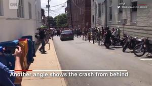 أمريكا: قتيل و19 إصابة بحادث دهس خلال مظاهرة بفيرجينيا