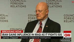 رئيس الاستخبارات القومية الأمريكية: إيران تريد حكومة شيعية صديقة في بغداد