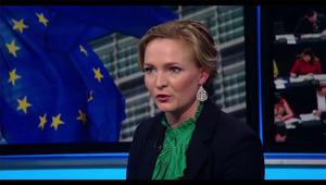 برلمانية أوروبية لـCNN: ما يحدث بسوريا وصمة عار على جيلنا