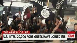 """خبير بشؤون الإرهاب لـCNN: زخم داعش هو """"الخلافة"""" واعداد المغردين لصالح التنظيم تُصعب محاربتهم على الانترنت"""