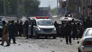 أفغانستان.. 4 قتلى بينهم بريطاني بتفجير سيارة للبعثة الأوروبية في كابول