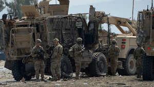 """حركة طالبان تعلن انطلاق هجمات الربيع ضد القوات الدولية والحكومية تحت اسم عملية """"حزم"""""""