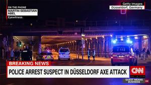 """الشرطة الألمانية: إصابة 7 بهجوم فأس نفذه """"مختل من يوغسلافيا السابقة"""""""