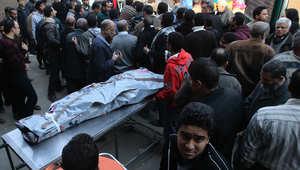"""قبل أول مواجهة للأهلي والمصري.. صور من أحداث """"مجزرة بورسعيد"""""""