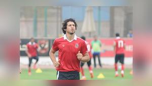 اللاعب المصري أحمد حجازي