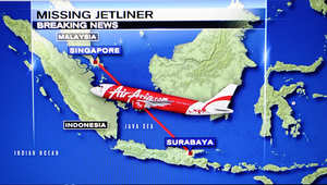 """اليوم الثاني على اختفاء رحلة """"8501"""".. مؤشرات أولية بأن الطائرة تستقر في """"قاع البحر"""""""
