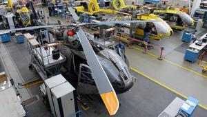 الحكومة الجزائرية تعلن إنشاء مصنع للمروحيات الحربية موّجهة نحو التصدير