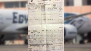 """ماذا كشفت الوثائق التقنية الموقعة من القبطان شقير عن رسائل طائرة مصر للطيران""""MS804""""؟"""