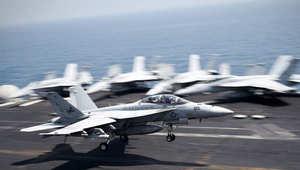 هل توسع أمريكا عملياتها العسكرية نحو سوريا