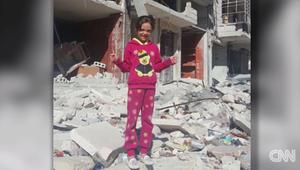 """حلب: حذف حساب الطفلة السورية بانا العابد من """"تويتر"""""""