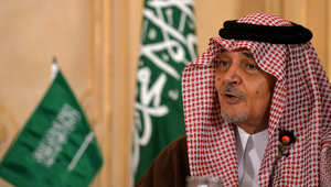 وزير الخارجية السعودي، الأمير سعود الفيصل، في صورة من الارشيف