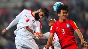 """سوريا تخسر أمام كوريا الجنوبية بصعوبة في """"سيول"""""""
