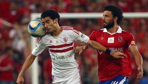 الأهلي والزمالك في نهائي كأس مصر