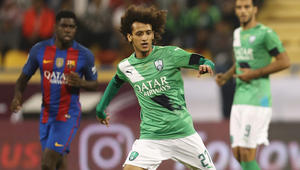 برشلونة يفوز على الأهلي السعودي في قمة ودية بالدوحة